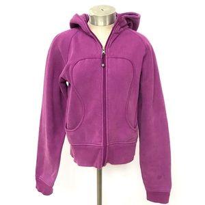 LULULEMON Scuba Full Zip Up Hoodie Sweatshirt